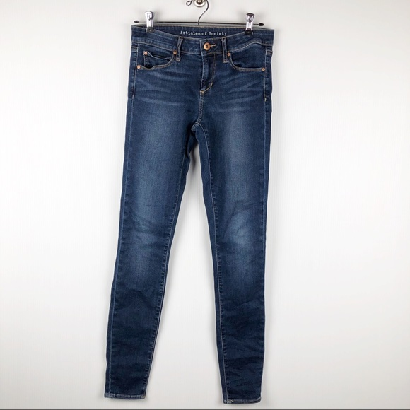 Articles Of Society Denim - Articles of Society   Mya Classic Skinny Jean